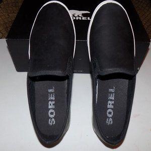 New Sorel Campsneak leather EU42 US11